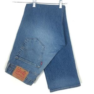 Levis Women 501  High Rise Jeans